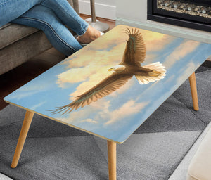 Coffee Table Eagle