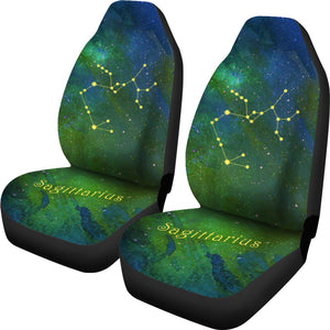 Horoscope Sagittarius Car Seat Covers