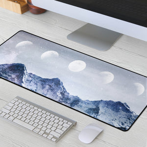 Large Mousepad Moon Phases