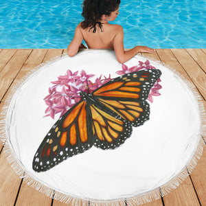 Beach Blanket - Discovery Butterfly