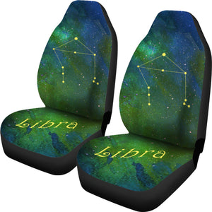 Zodiac Libra gifts Car Seat Covers