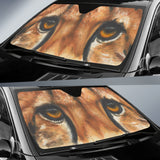 best auto sun shade 2019 algarve online shop  with Lion print