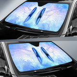 best car sun shade with jellyfish print algarve online shop
