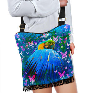 parrot shoulder bag algarve online shop