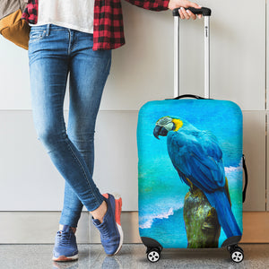 luggage cover parrots algarve online shop