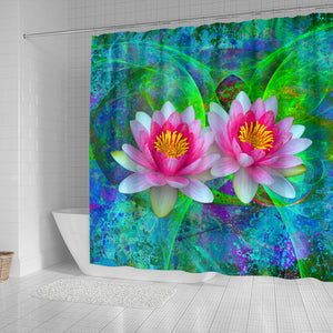 flower shower curtain algarve online shop