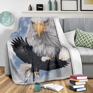 Eagle throw blanket algarve online shop