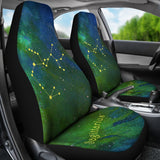 Constellation Sagittarius Car Seat Covers
