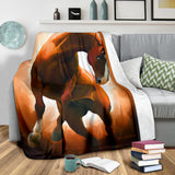 horse throw blanket buy online