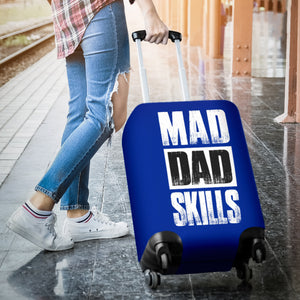 NP Mad Dad Skills Luggage Cover