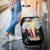 Elephant Luggage Cover