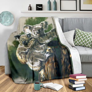 Koala bear blanket algarve online shop