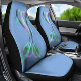 mermaid tail car seat covers1