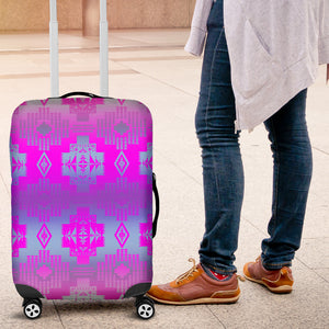 Meschica Maize Luggage Cover