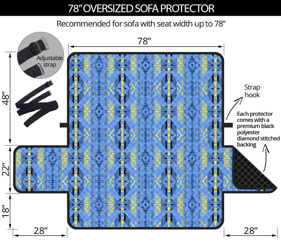 Sofa Protector Upstream Expedition Blue Ridge