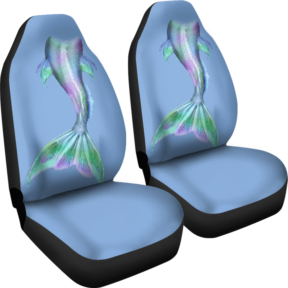 mermaid tail car seat covers2