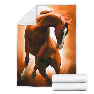 horse throw blanket sizes
