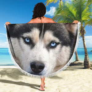Husky travel blanket algarve online shops