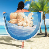 pick-nick  blanket polar bear