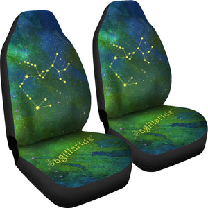 Zodiac Sagittarius Car Seat Covers Algarve Online shop Horoscope gifts ideas
