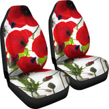 Flower Car Seat Cover