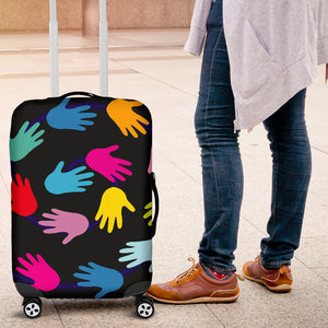 Palm Luggage Cover