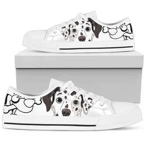 Dog Lowtop White M