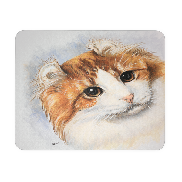 American Curl Mouse Pad