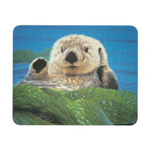 Mouse Pad Otter