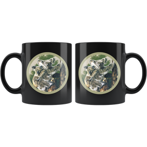 Koala Bear mug back and front