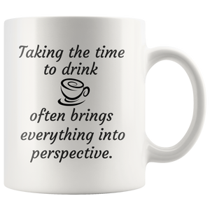 Mug Coffee Quote