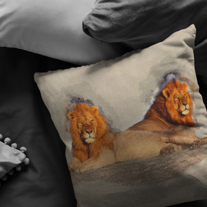 Pillow - The Lion Brothers