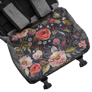 Outdoor Floral Backpack Water resistant buy online ships world wide algarve online shop