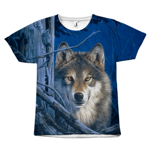 Wolf T-Shirt JohNaito