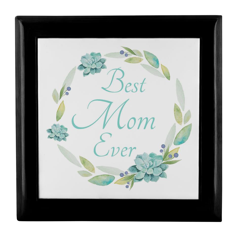 Jewelry Box Best Mom ever
