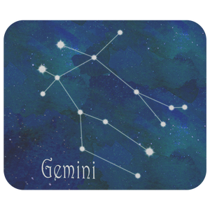 Gemini Sign Zodiac Mousepad