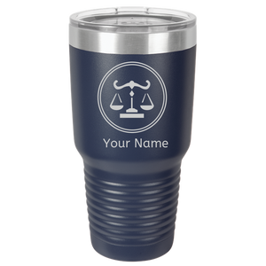 Libra Coffee Mug Tumbler. Personalized Cup For Libra Zodiac-Horoscope.