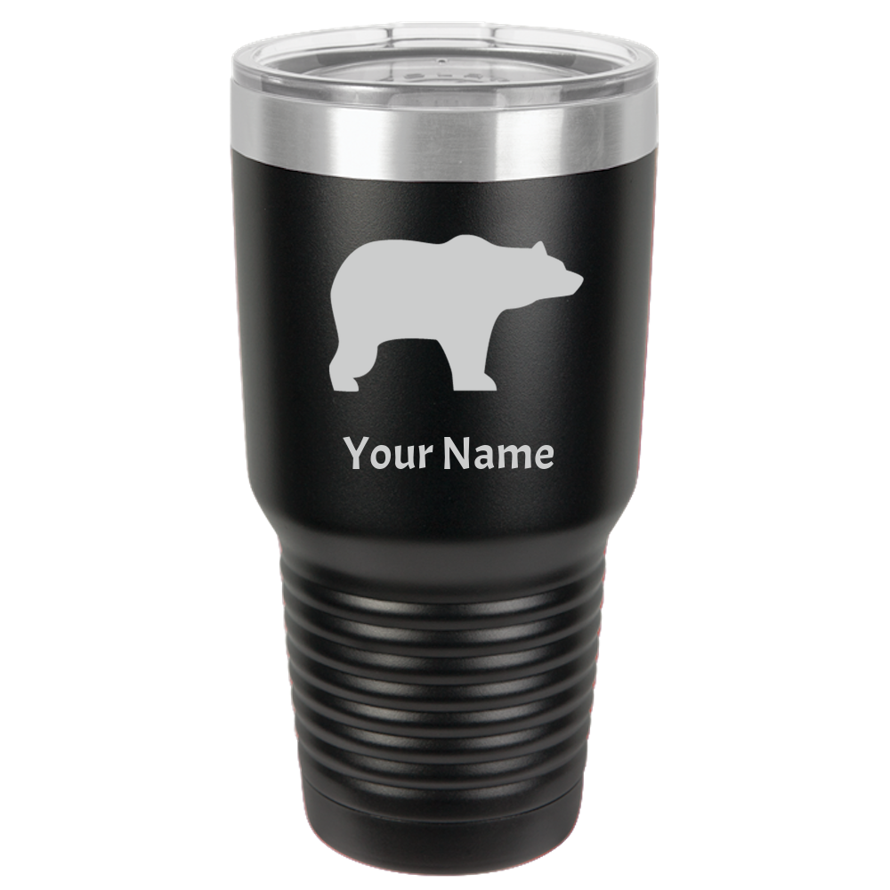 Tumbler Coffee Mug Bear