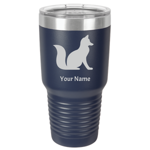 Tumbler Coffee Mug Fox