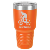 Tumbler Coffee Mug Bicycle