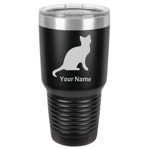 Tumbler Coffee Mug Cat