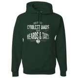 Beards and Tats Hoodie