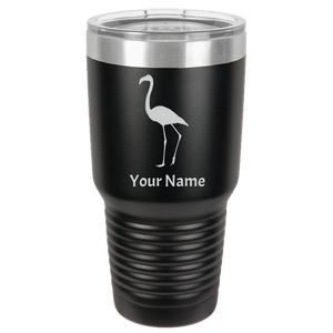 tumbler flamingi black