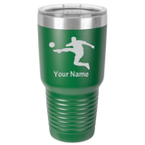 Tumbler Coffee Cup Soccer