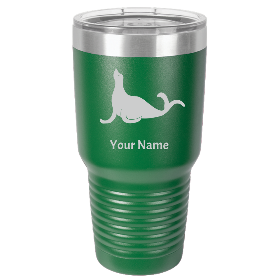 Tumbler Coffee Mug Seal