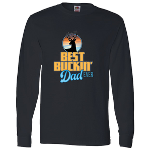 best buckin'dad t shirt algarve online shop