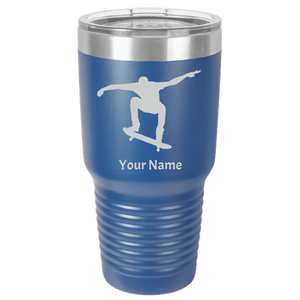Tumbler Coffee Cup Skateboarding