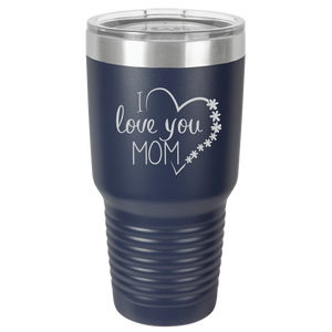 Mom Coffee Mug Tumbler. Mother's Day Gift