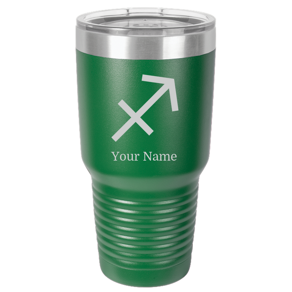 Zodiac Sagittarius Sign Tumbler Coffee Mug
