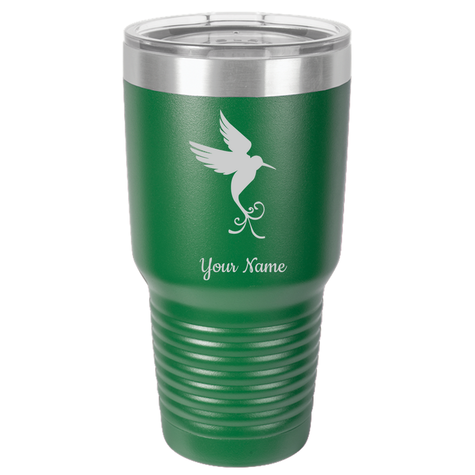 Tumbler Coffee Mug Hummingbird